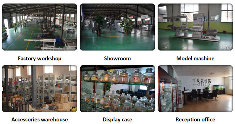 Automatic corn flakes manufacturing machine equipments