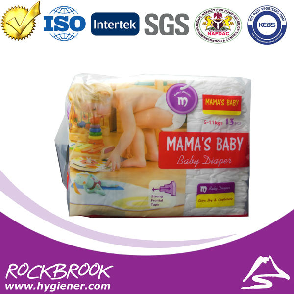 Hot Sale Good Quality Competitive Price Disposable Baby Fine Diaper Manufacturer from China