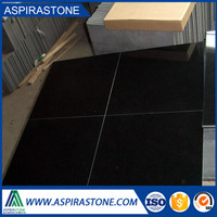 24x24 granite tile shanxi black granite G1401