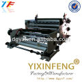 Reliable performance thermal paper slitting machine