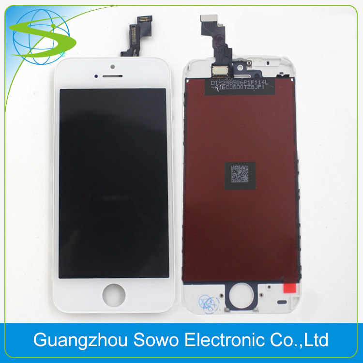 100% Original For iPhone 5c <strong>LCD</strong>,For iPhone 5c Display,For iPhone 5c Screen Replacment