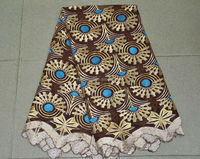 2014 african swiss voile lace fabric/Latest swiss cotton fabric