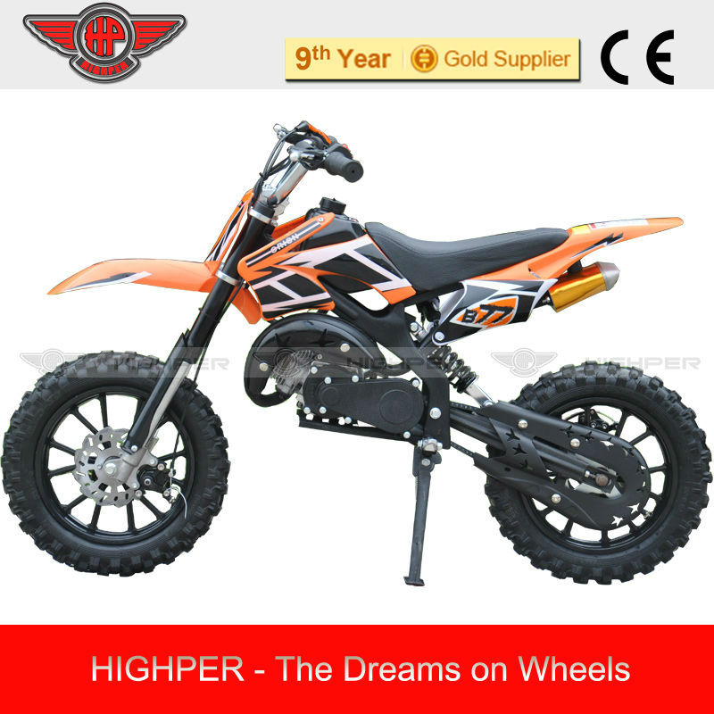 2013 new High Quality Gas 49cc Mini motorbike, Mini Motorcycle Dirt Bike for Kids with CE