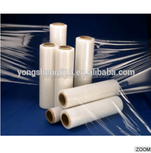 Pallet shrink wrap transparent film, pe stretch film Pallet Shrink Wrap, jumbo stretch film