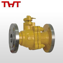panel mount manual one way isolation ball valve
