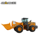 good quality new cat engine zl60 high dump wheel loader (JGM767 ) chinese backhoe loader