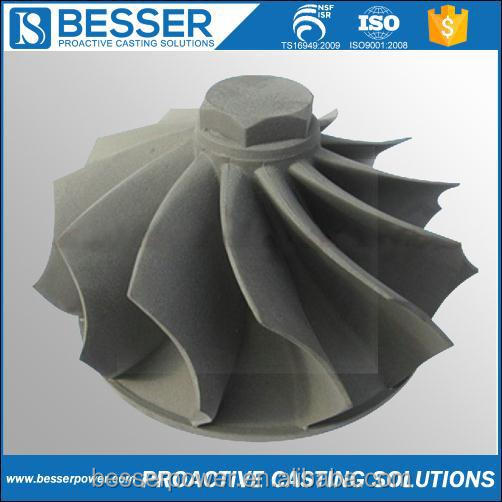 BesserPower with High Quality Chinese Supplier Steel Generator Spare Parts Casting