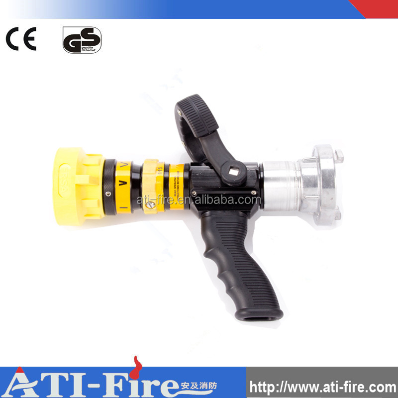 2016 HOT SELLING fire fighting equipment branch pipe fire nozzle