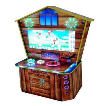 Elong arcade redemption game machine, coin operated redemption games, electric amusement game equipment