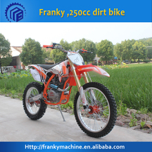 Custom 250cc water cooled dirt bike