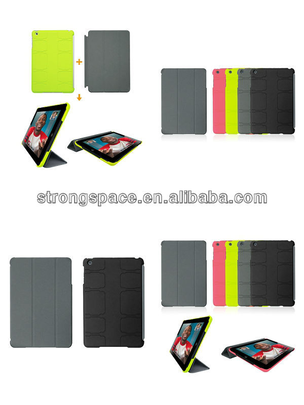 Back Cover (Smart Cover compatible) for iPad Mini