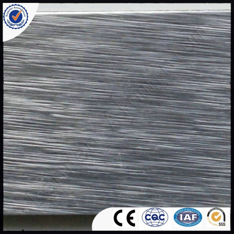 Golden High Quality LowPrice 3mm 4mm Brushed Alucobond Aluminium Composite Panel Price