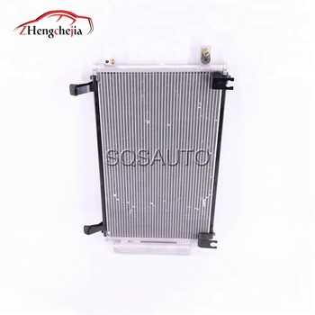 Various Auto spare parts 8105100-P00 for Great Wall Wingle Various qualities new brand Condenser