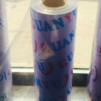 Super Clear Soft PVC Sheet Rolls