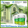 Water Based exterior wall base coat paint
