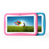 Best Gift 7inch Android 4.4.2 tablet Pc RK3126 Quad Core 1024*600 High Resolution 512MB Ram 8GB Rom Competitive Price