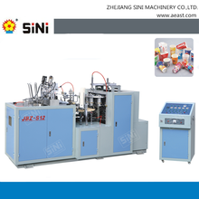 SINI pe coated paper ultrasonic automatic paper cup making machine