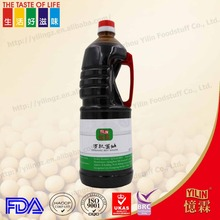 Good price 1.8L plastic bottle packing Japanese organic soy sauce