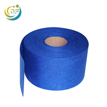 Disposable mask punch needle characteristics of non woven fabric roll material