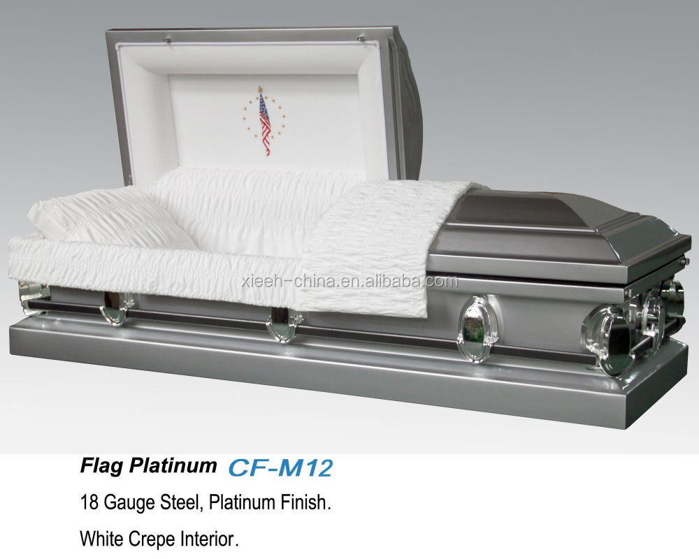 CF-M12 Adult Application and Coffin Type Casket trolley