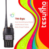 TESUNHO TH-890 RAIN PROOF TWO WAY RADIO PMR TRANSCEIVER 446MHz WALKIE TALKIE