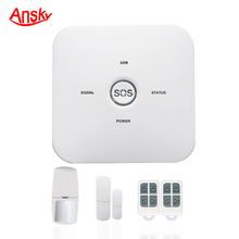 House/Shop/Office security alarm,Personal Usage Wireless Home Alarm