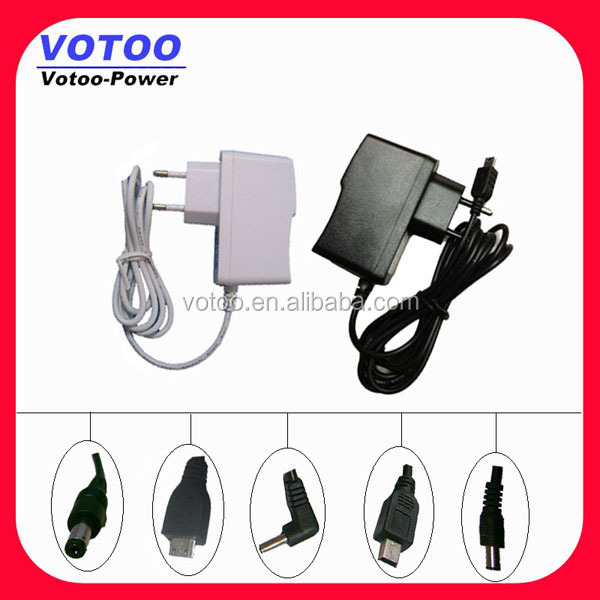 AC 100-240v 4.5V 1.5A switch power supply for mobile phone
