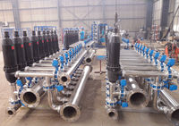 High quality agricultural Disc Filter in irrigation system,Oil field water filter
