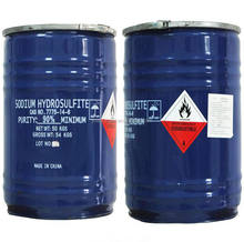 New tech grade sodium hydro sulphite high quality and lower price with 85%