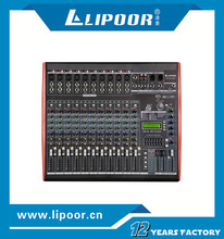 MFX80-USB professional digital stereo audio mixer