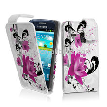 SAMSUNG GALAXY S3 MINI FOR I8190 FLIP CASE COVER