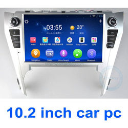 large screen 2 Din Car DVD Multimedia Player