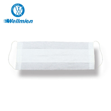 2 Ply Food Industry Disposable Medical Paper Face Mask
