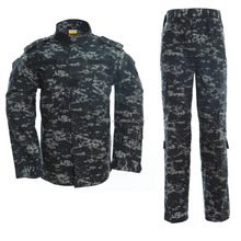 Custom Greece army marine camouflage battle dress uniform
