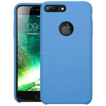 Cell Phone Accessory for iPhone 7 Plus Original Silicone Phone Case