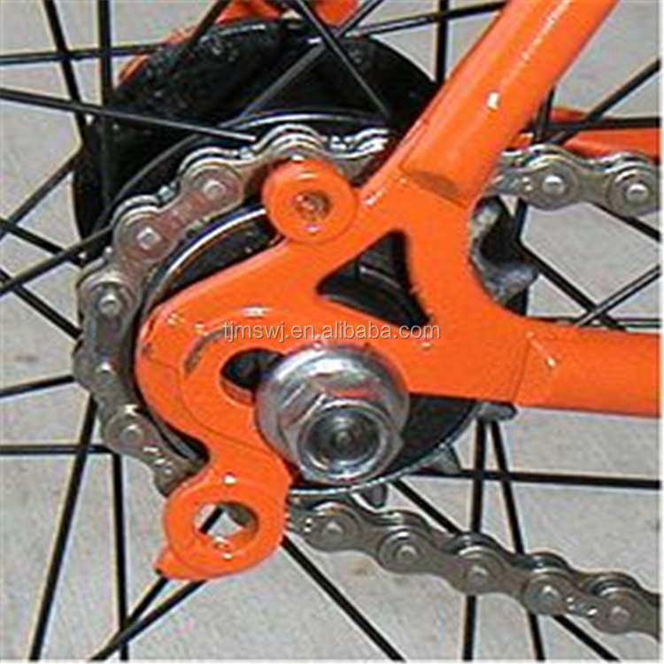 Stamped Steel Bicycle Dropout,Framebuilder, frame construction, fork and frame end