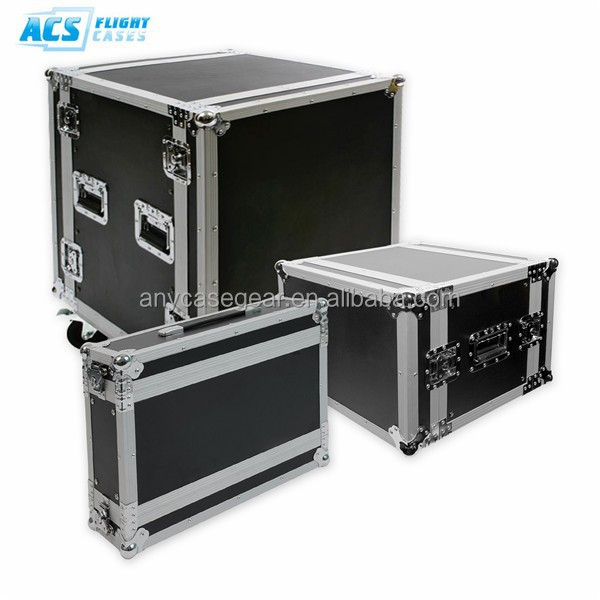 2015 hot selling Amplifier Rack Flight Cases
