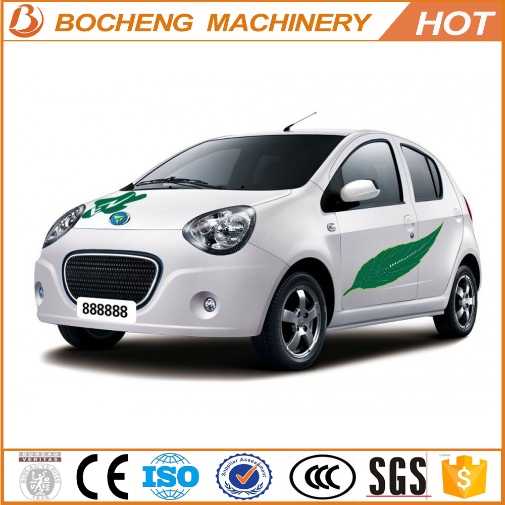 10Kw Electric Passenger Vehicle/Car With EEC By BOCHENG