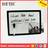 Good price magnetic writing board, magnetic dry eraser whiteboard with marker pen