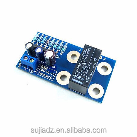 usb sd audio player circuit board