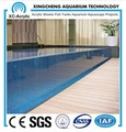 high transparent acrylic sheet for swimming pool