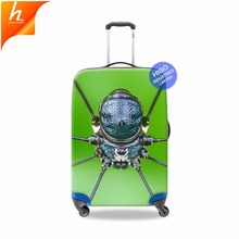 2018 Hot Insect Series Fold-able High Quality Elastic Teflon Fabric Luggage Cover Protector