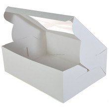 Recyclable Paper Cake Boxes