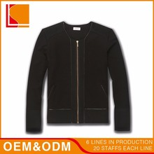 Best Black Casual Varsity Winter Jacket Brand