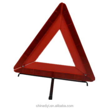 Car Safety Reflective Warning Triangle Signs,Emergency Road Flasher