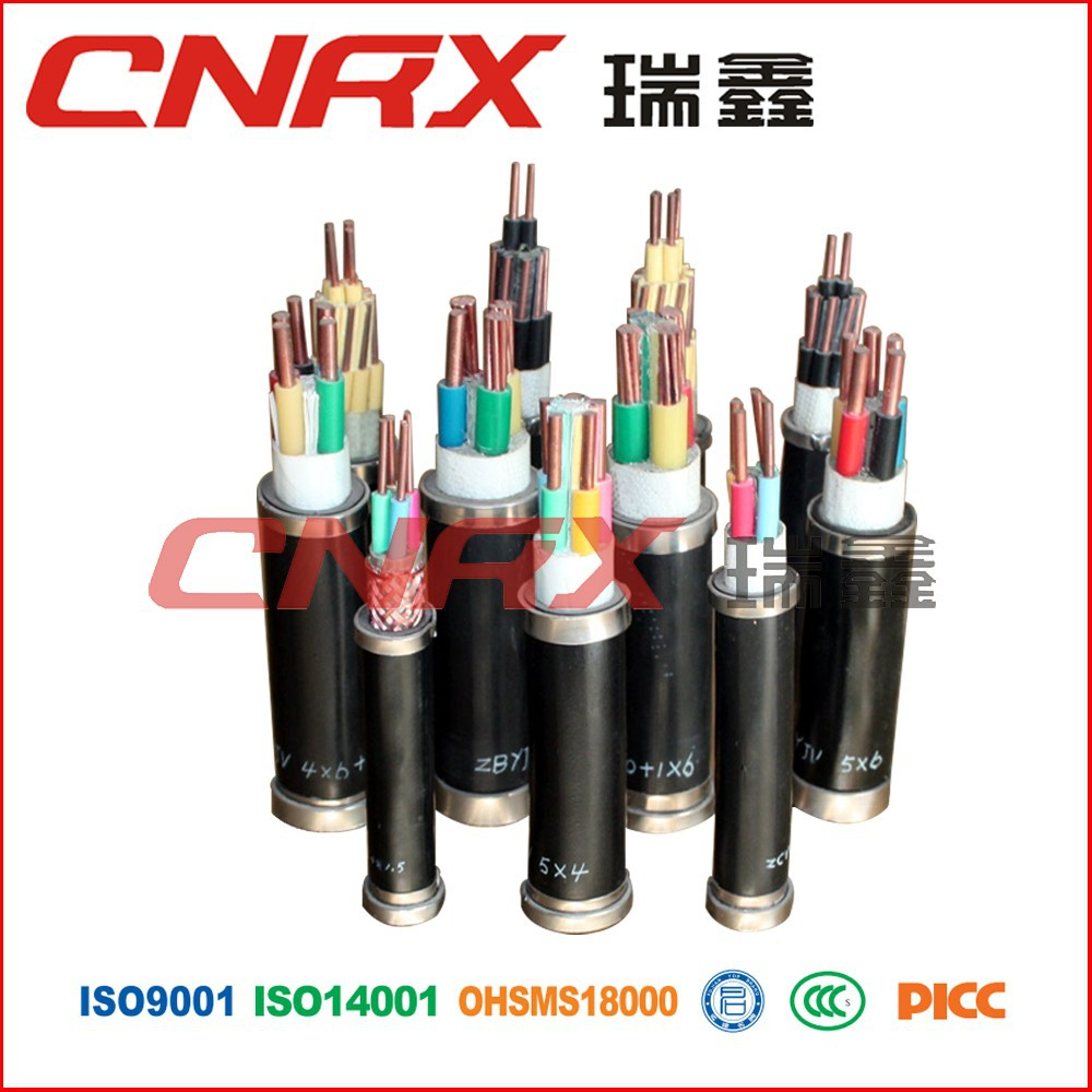 Low Voltage CU/PVC/PVC Power Cable