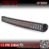 4d 300w 30 inch led bar light for 4x4 jeep wrangler