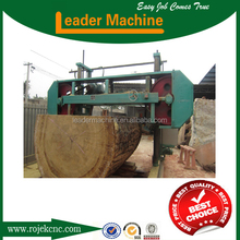 MJ1500 European Quality CE Certification large scale horizontal sawmill