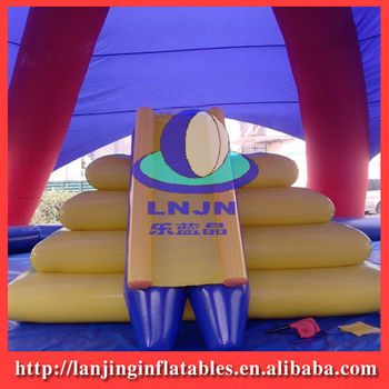 2013 Hot PVC Inflatable Water Slider/inflatable sports