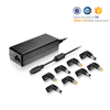 China alibaba supplier 70W black notebook computer adapter